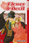 Frontcover Flower & Devil 1