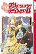 Frontcover Flower & Devil 3