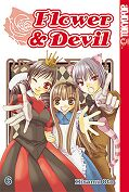 Frontcover Flower & Devil 6