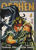 Frontcover Orphen 6