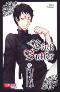 Frontcover Black Butler 9