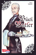 Frontcover Black Butler 10