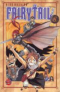 Frontcover Fairy Tail 8