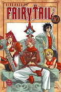 Frontcover Fairy Tail 10