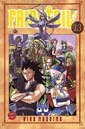 Frontcover Fairy Tail 13