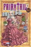 Frontcover Fairy Tail 14