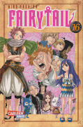 Frontcover Fairy Tail 16