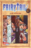 Frontcover Fairy Tail 17