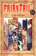 Frontcover Fairy Tail 18