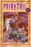 Frontcover Fairy Tail 19