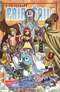 Frontcover Fairy Tail 21