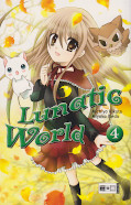 Frontcover Lunatic World 4