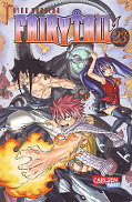 Frontcover Fairy Tail 23