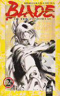 Frontcover Blade of the Immortal 2