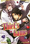 Frontcover Thief's Game 1