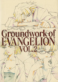 Frontcover Groundwork of Evangelion 2