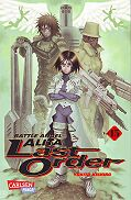 Frontcover Battle Angel Alita: Last Order 15