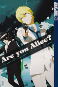 Frontcover Are you Alice? 1