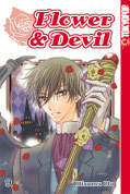 Frontcover Flower & Devil 9