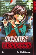Frontcover Scary Lessons 6