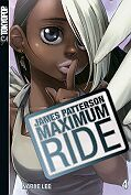 Frontcover Maximum Ride 4