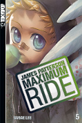 Frontcover Maximum Ride 5