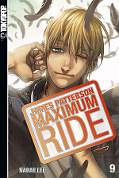 Frontcover Maximum Ride 9