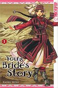 Frontcover Young Bride's Story 1