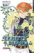 Frontcover Trinity Blood 13