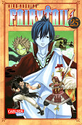 Frontcover Fairy Tail 25