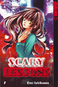 Frontcover Scary Lessons 7