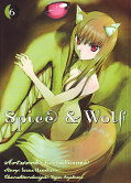 Frontcover Spice & Wolf 6