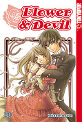 Frontcover Flower & Devil 10