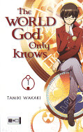 Frontcover The World God only knows 1