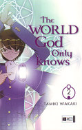 Frontcover The World God only knows 2