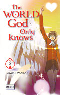Frontcover The World God only knows 3