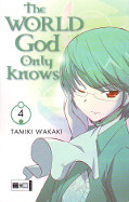 Frontcover The World God only knows 4