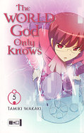 Frontcover The World God only knows 5