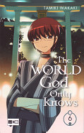 Frontcover The World God only knows 6