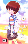 Frontcover The World God only knows 7
