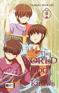 Frontcover The World God only knows 8