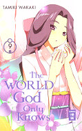 Frontcover The World God only knows 9