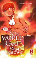 Frontcover The World God only knows 10