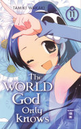 Frontcover The World God only knows 11