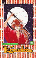 Frontcover Kenshin 13