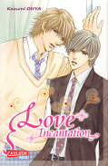 Frontcover Love Incantation 1