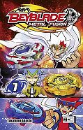 Frontcover Beyblade: Metal Fusion 7