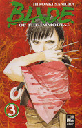 Frontcover Blade of the Immortal 3