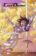 Frontcover Battle Angel Alita: Last Order 16