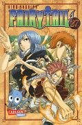 Frontcover Fairy Tail 27